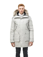 Nobis Yatesy Men's Long Parka