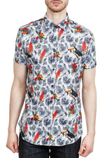 A Fish Named Fred Toucan Shirt