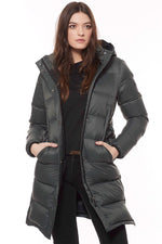 Moose Knuckles Lac Bouchette Parka in Black ?id=14329236324439