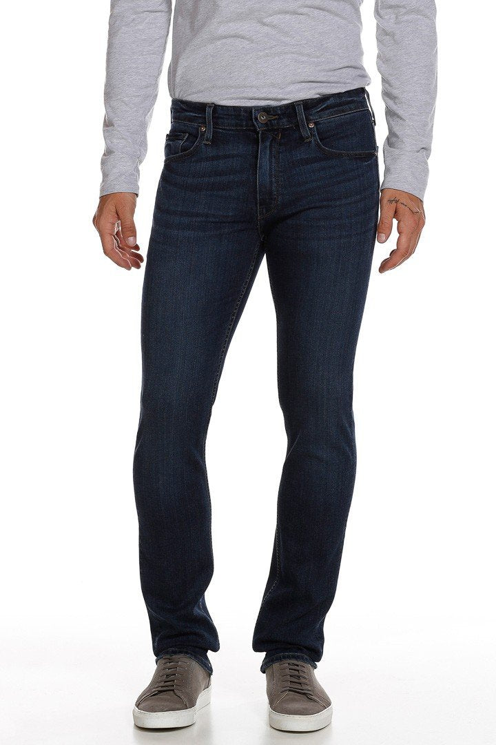 PAIGE Lennox Skinny Fit Jeans in Lowe
