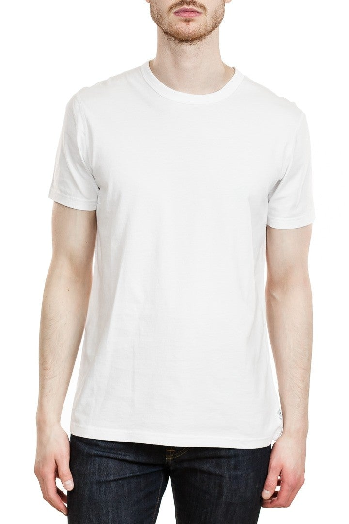 Reigning Champ Ringspun Jersey T-Shirt in White