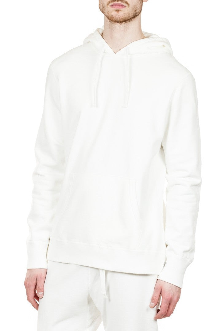 Reigning Champ Pullover Hoodie in Winter White