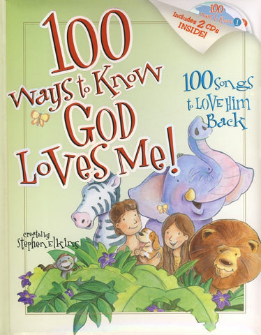 100 Ways to Know God Loves Me