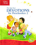 Devotions for Preschoolers, Book 2