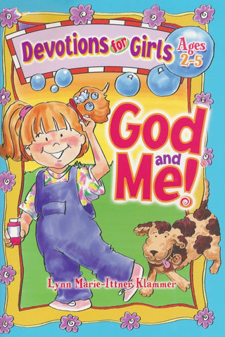 God and Me! Vol 1 3-5 YRS