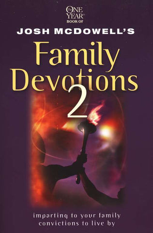 Josh McDowell's Family Devotions Book 2
