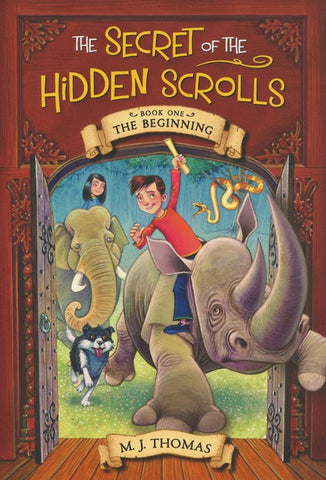 The Secret of the Hidden Scrolls, Volume 1