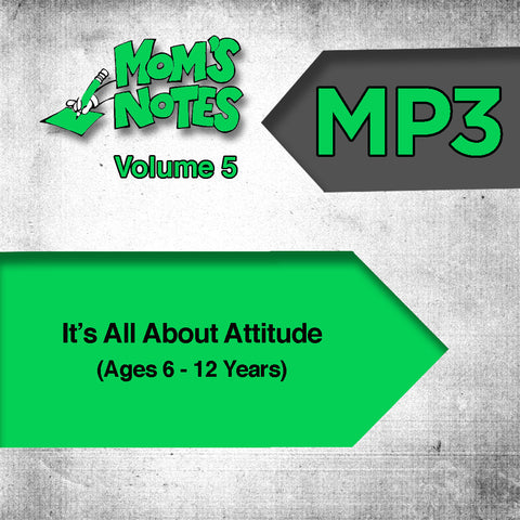 It's All About Attitude MP3