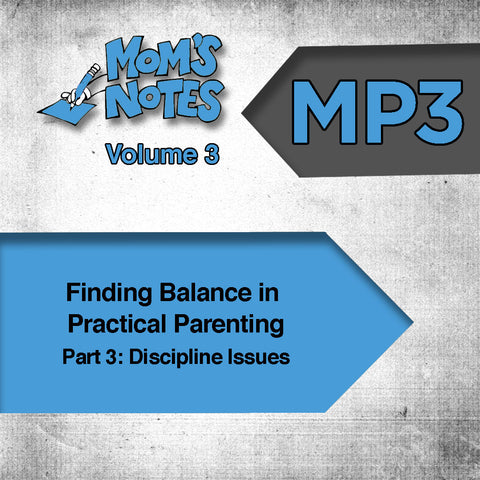 Discipline Issues MP3