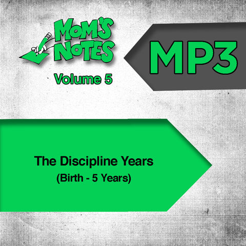 The Discipline Years MP3