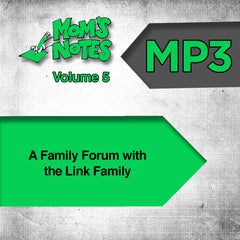A Family Forum With The Link Family MP3