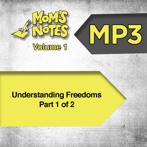 Understanding Freedoms Part 1 MP3