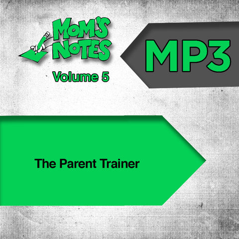 The Parent Trainer MP3