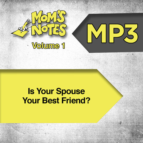 Is Your Spouse Your Best Friend MP3