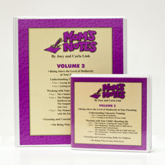 Volume 2 CDs & Notes