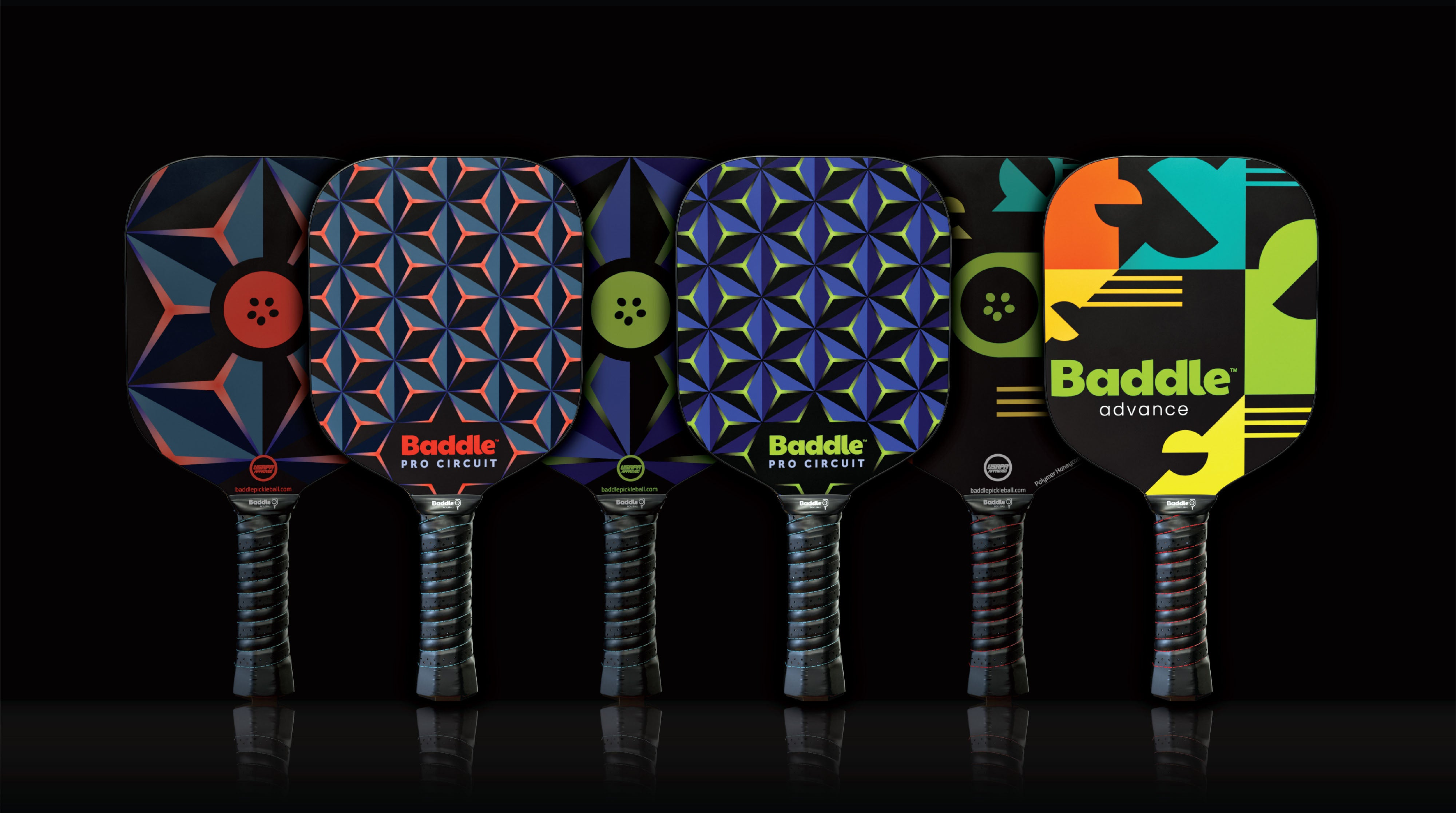 New Pickleball Paddles