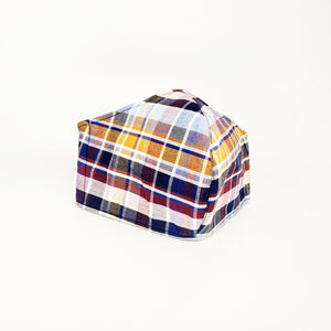 Face Mask G Plaid