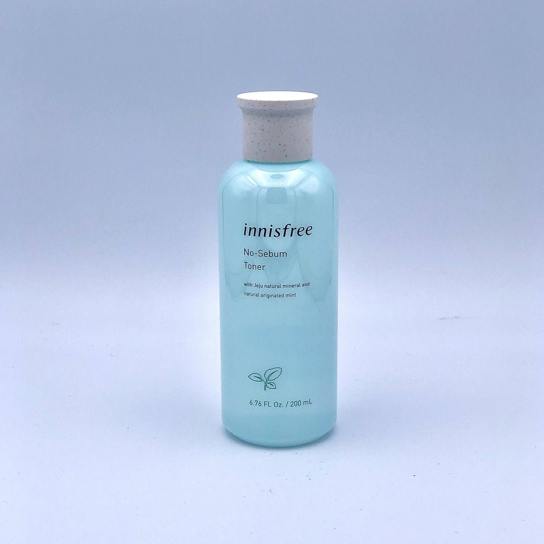 No Sebum Toner 200ml [INNISFREE] - Miro Paris