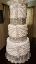 Load image into Gallery viewer, Towel Cake - Bridal Shower/Wedding