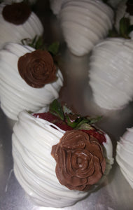 Strawberries - Chocolate Covered/Dipped