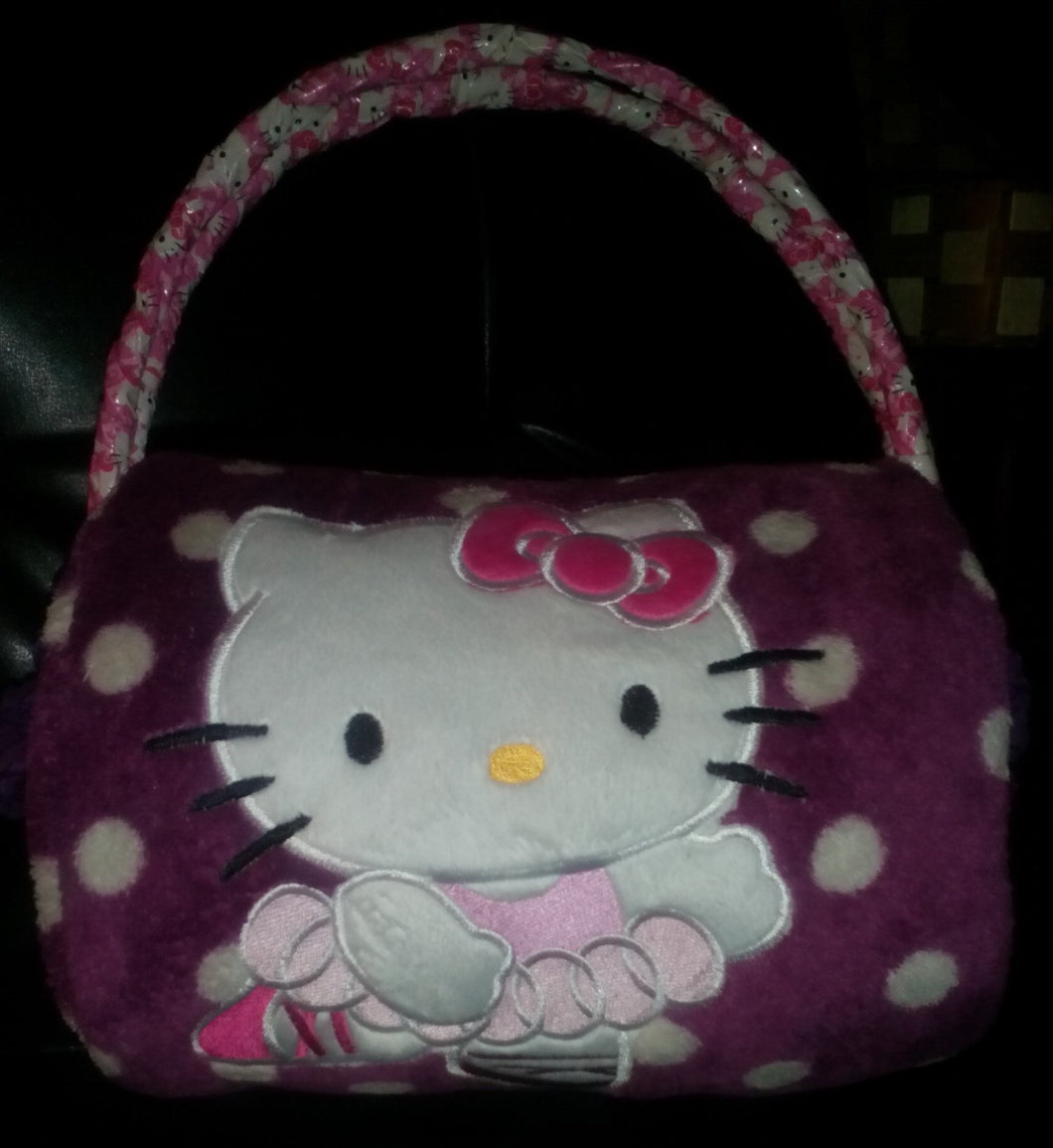 Diaper Cake Purse - Hello Kitty