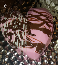 Load image into Gallery viewer, Hot Chocolate Cocoa Bombs - (Heart Shape)