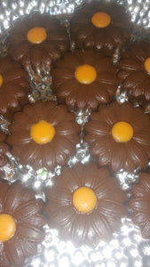 Oreo Cookies - Chocolate Covered/Dipped (Daisy Sunflower)