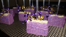 Load image into Gallery viewer, Rice Krispie Treats - Chocolate Covered/Dipped (Purple)