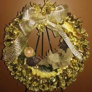 Candy Wreath - Werther's Original