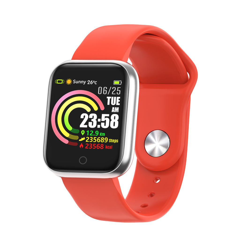 Waterproof Sensor Sport Health Fitness Bracelet