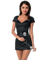Bedroom officer costume