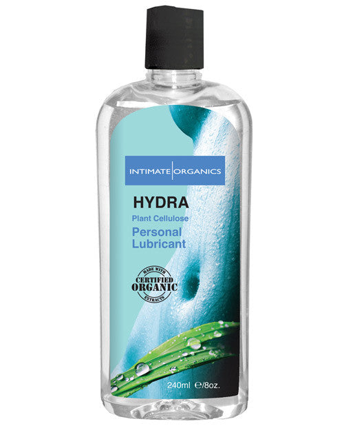 Hydra Organic Plant Cellulose Water Based Lubricant