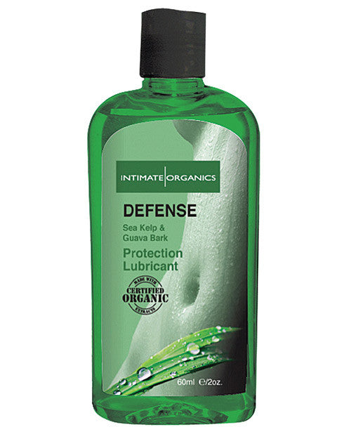 Defense Organic Anti-Bacterial Lubricant