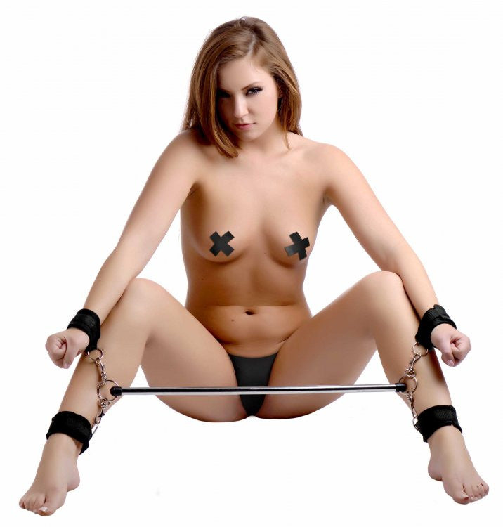 24 Inch Spread Bar Kit with Cuffs