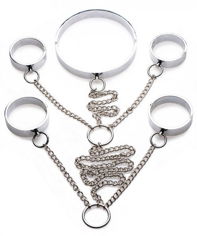5 Piece Stainless Steel Shackle
