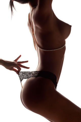 Bracli Fantasy Peal Thong - Medium