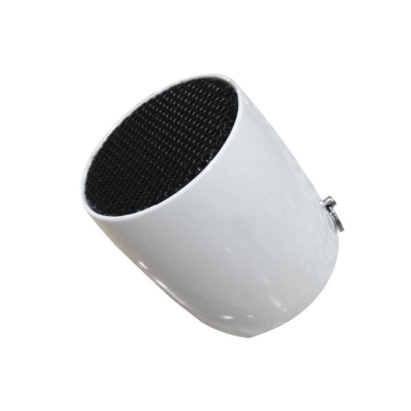 Mini Parlante con Bluetooth Blanco