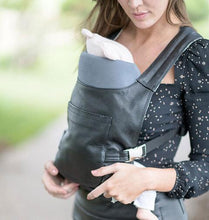 Load image into Gallery viewer, the-bae-all-in-one-leather-baby-carrier