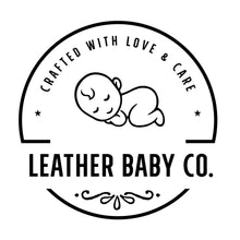 Load image into Gallery viewer, leather-baby-co