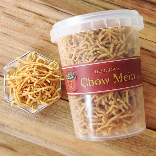 Delicious Chow Mein