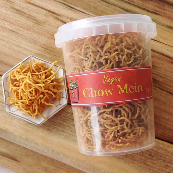 Delicious Chow Mein (Vegan)