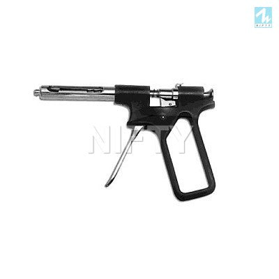 Intraligamental Anesthesia Syringe #1001, Gun Style ...