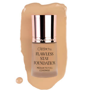 Flawless Stay Foundation - The Pink Makeup Box