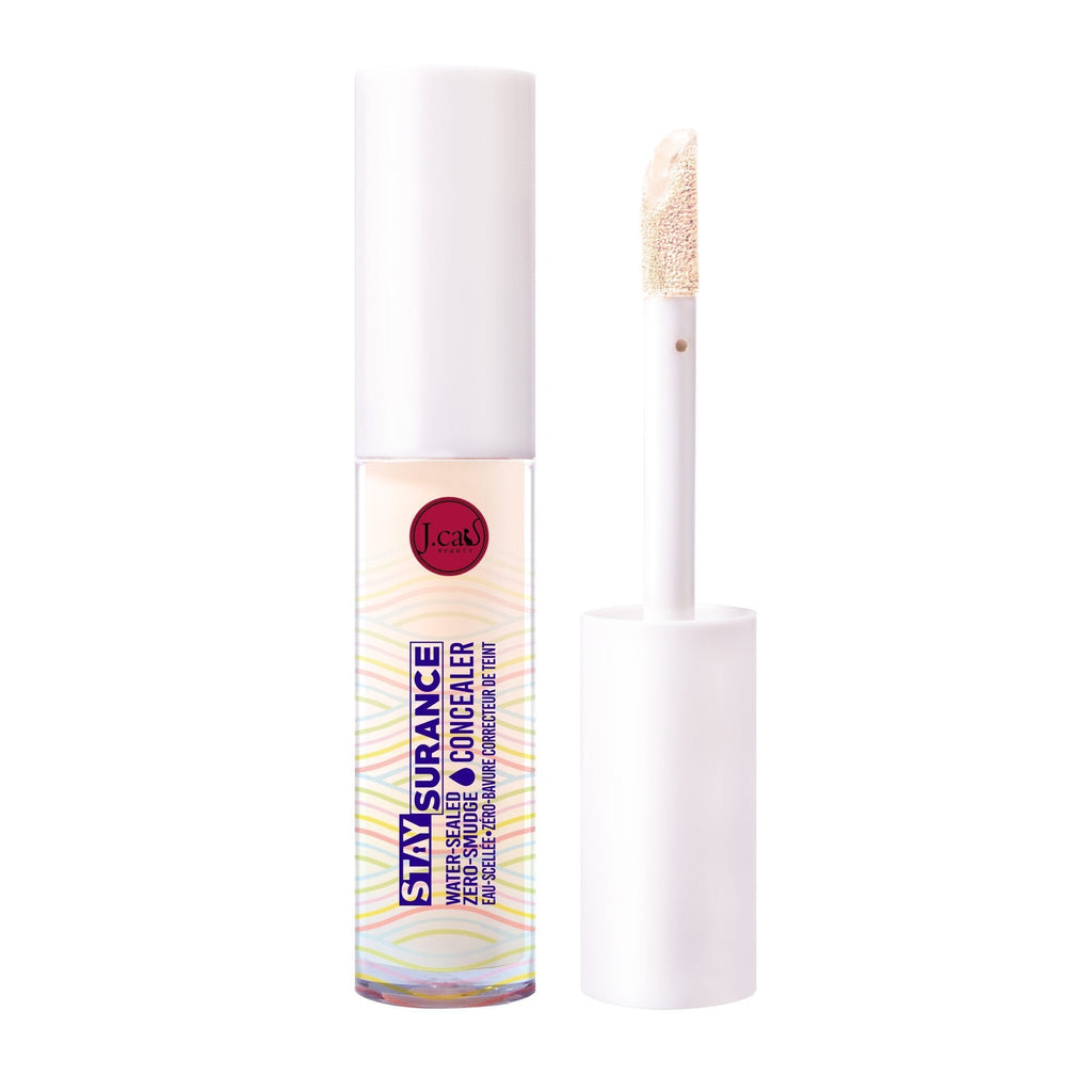 STAYSURANCE WATER-SEALED/ZERO-SMUDGE CONCEALER - The Pink Makeup Box