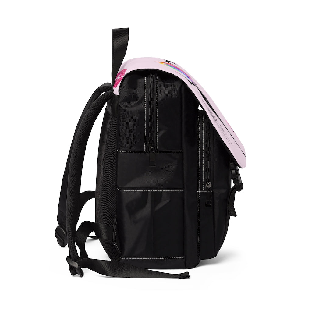 DaizyKat Unisex Casual Shoulder Backpack