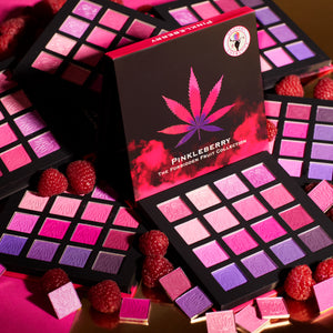 THE FORBIDDEN FRUIT COLLECTION EYESHADOW PALETTE - PINKLEBERRY