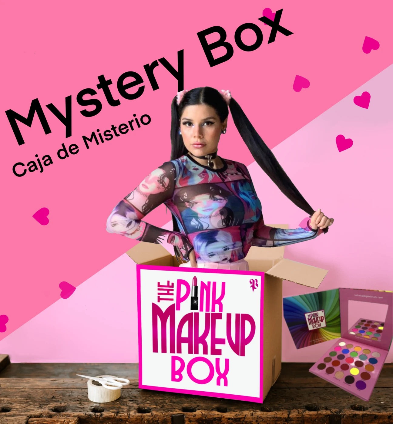 Mystery Boxes with Ileana (Click for more prices)