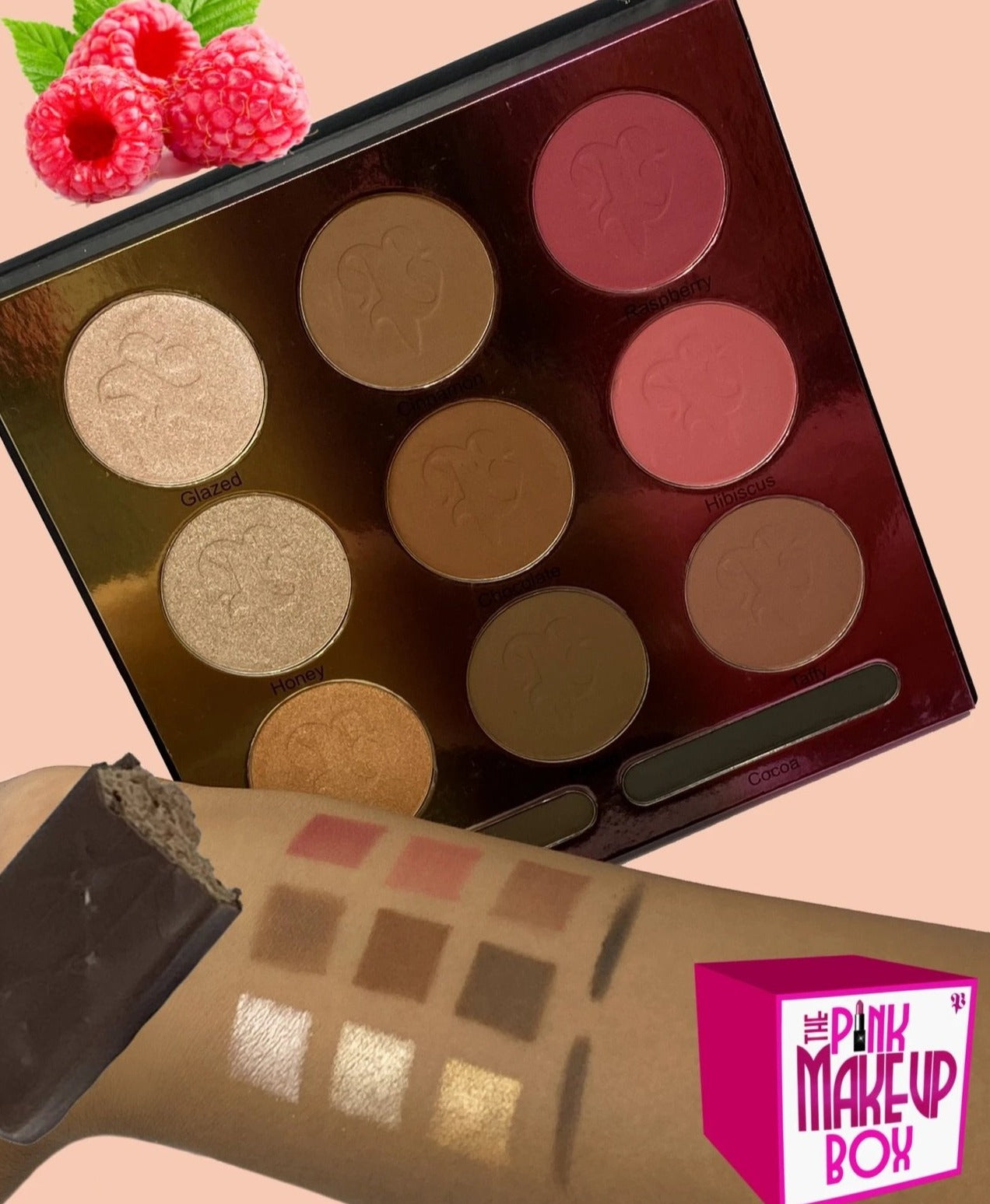 The Chocolate Desert Palette