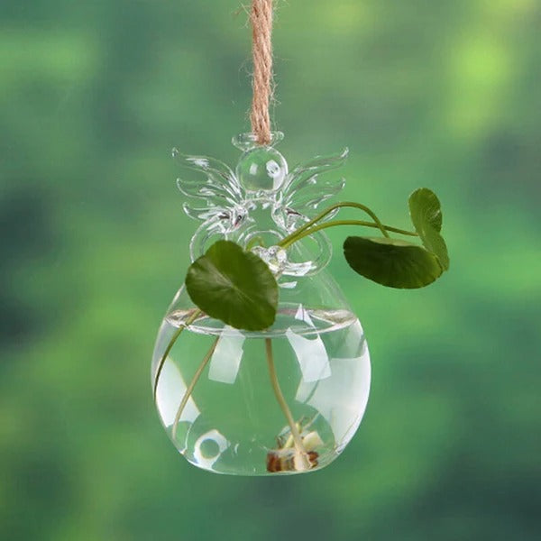 4 inch Hanging Glass Globe for Home Wedding Party Centerpieces Decor