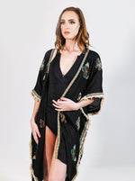 Butterfly Fringed Kimono